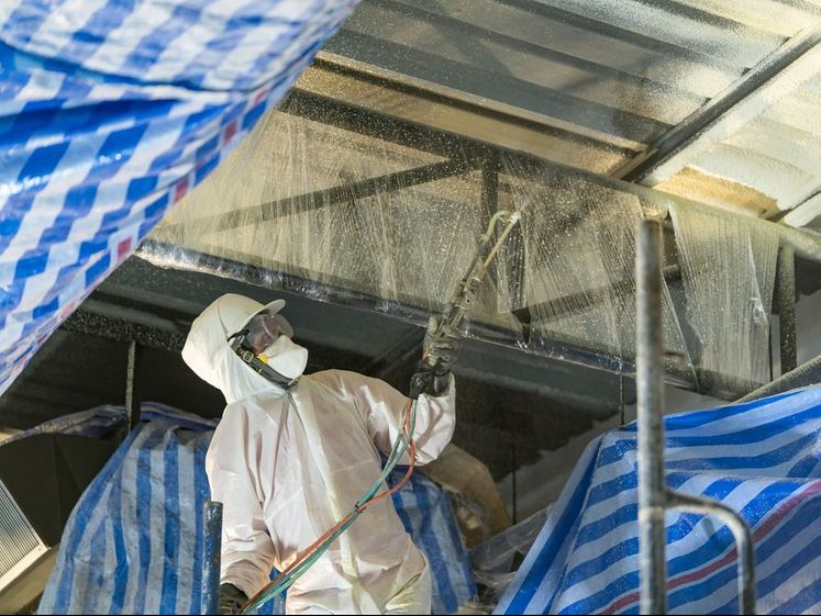 Industrial Spray Foam Insulation